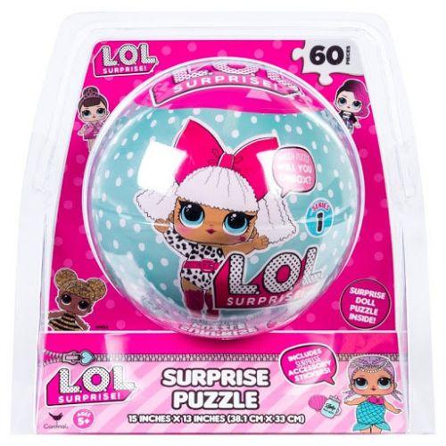 L.O.L. Puzzle in Ball