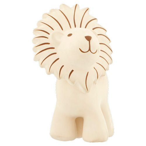 Tikiri Naturgummi dyr - Løve - bidedyr
