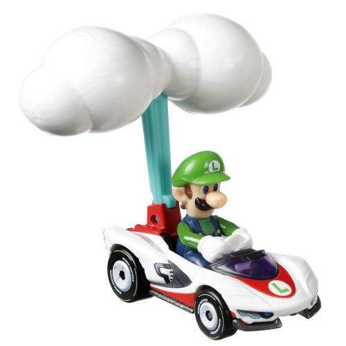 Hot Wheels Mario Kart Glider - Luigi