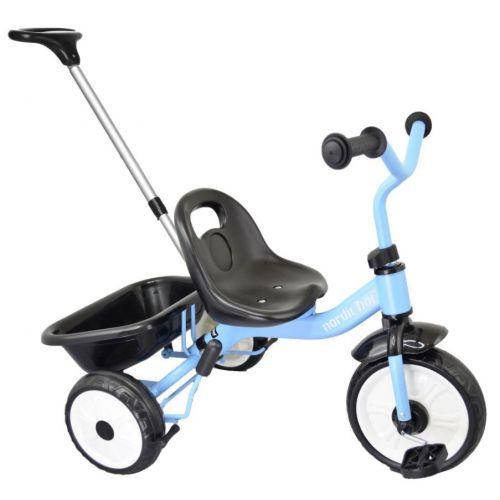 Tildas Nordic Hoj 3-hjulet cykel - lyseblå