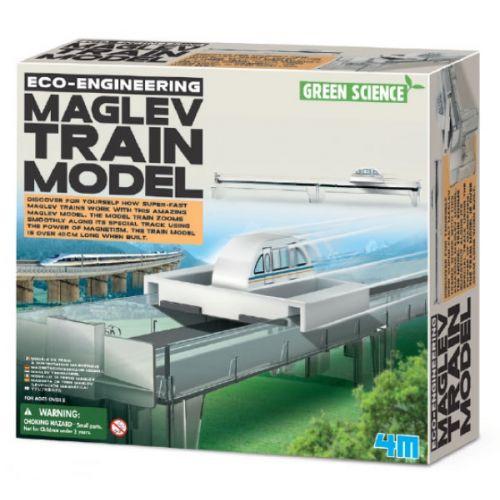 KidzLabs - Maglev Tog Model