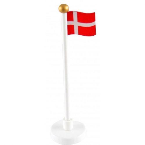 Magni Fødselsdagsflag - Træ 17 cm