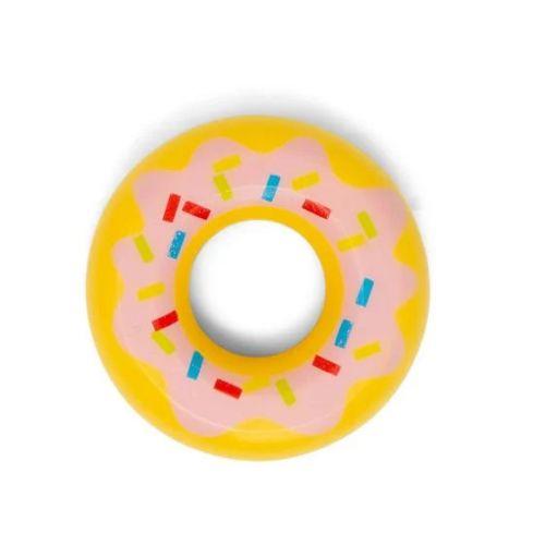 Mamamemo Donut m. Pink Glasur - legemad i FSC træ