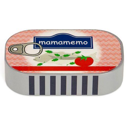 Mamamemo Makrel i dåse - legemad i træ