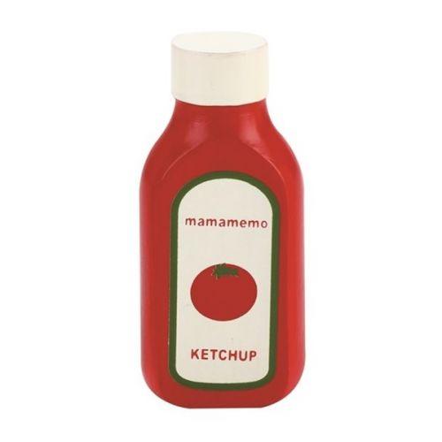 Mamamemo Ketchup - legemad i træ