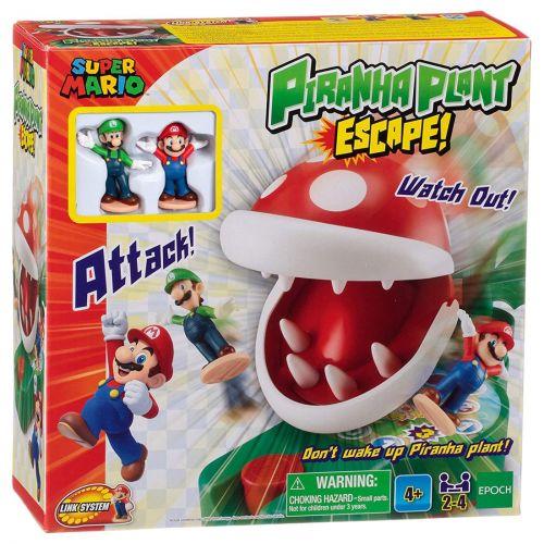 Super Mario Pirahna Plant Escape - Familie Spil