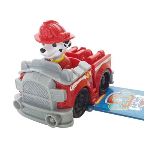 Paw Patrol - Rescue Racer - Marshall Udrykningsbil