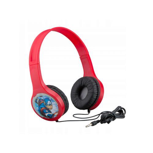 Marvel Avengers - Høretelefoner med lyd begrænsning