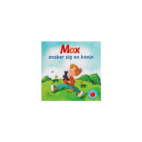 Snip Snap Snude Bog - Max ønsker sig en kanin