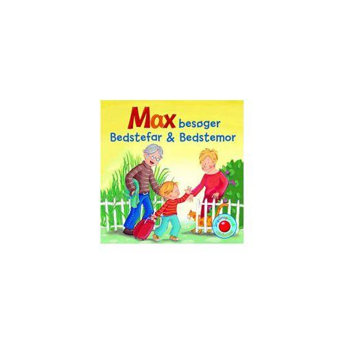 Snip Snap Snude Bog - Max besøger bedstemor og bedstefar