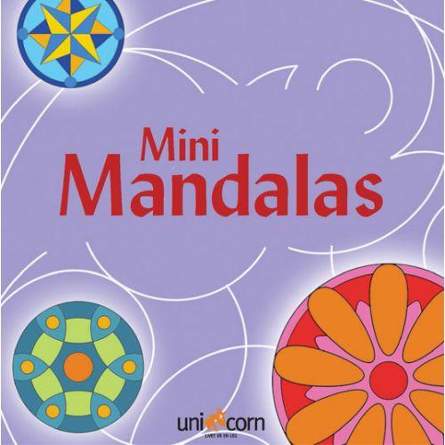 Mini Mandalas - Lilla