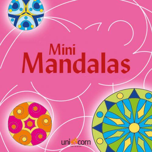 Mini Mandalas - Pink