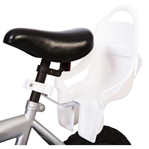 Mini Mommy Cykelstol til dukke - Hvid