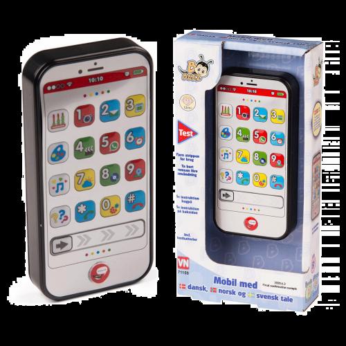 B BEEZ Baby Buddy Mobil telefon