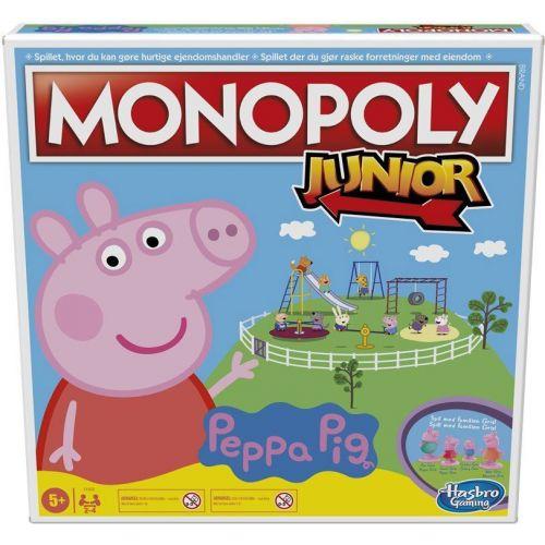 Monopoly Junior Gurli Gris - Hasbro Spil