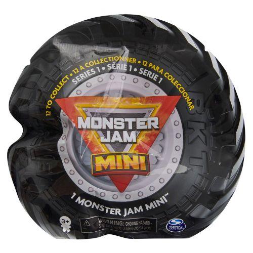 Monster Jam Mini Scale - Surprice