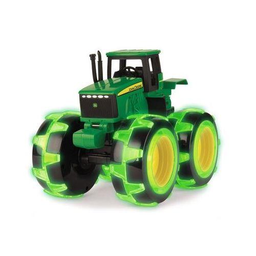 John Deere Monster m. lys hjul