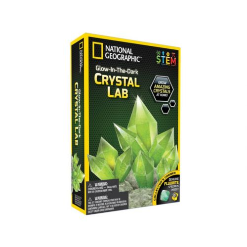 National Geographic Glow in Dark Crystal
