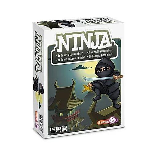 Games4U - Er du hurtig som en Ninja - børnespil