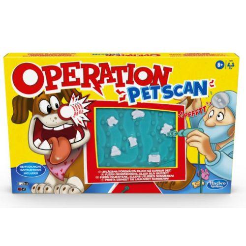 Operation Kæledyr - Pet Scan - Hasbro Spil