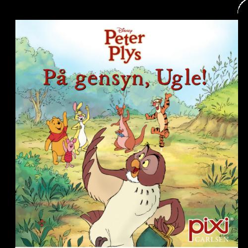 Peter Plys - På gensyn, Ugle! - Pixi bog