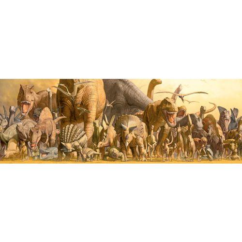Panorama af Takino - Dinosaur Plakat - 30 x 91
