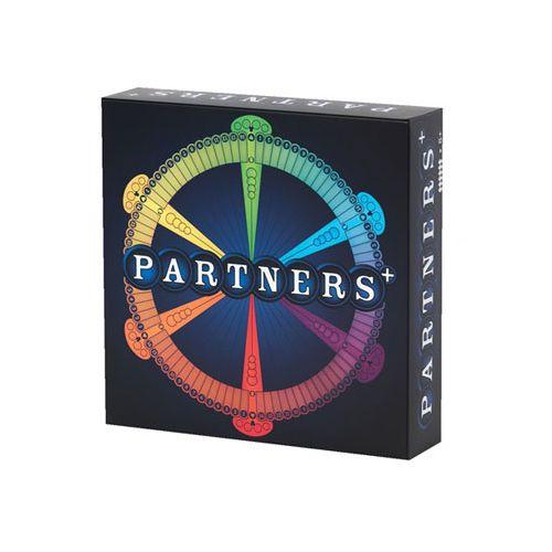 Partners+ Plus Brætspil - til 6 personer