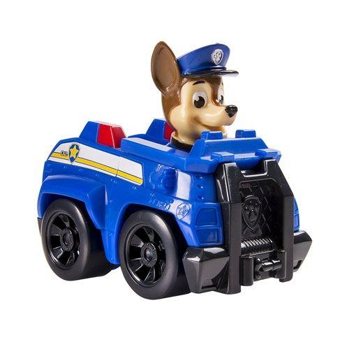 Paw Patrol - Rescue Racer - Chase Redningsbil