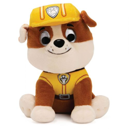 Paw Patrol Gund Plush 15 cm - Rubble