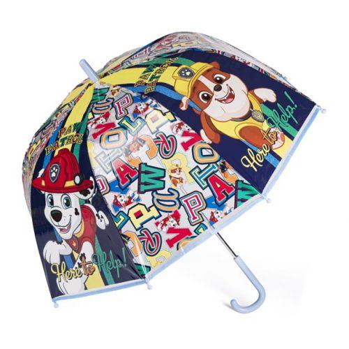 Paw Patrol - Dome - Paraply Ø 70 cm
