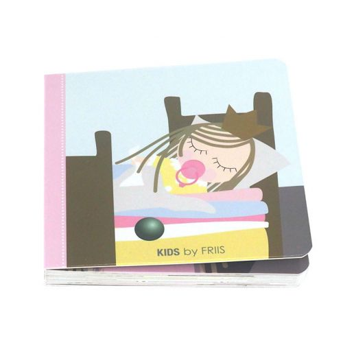 Kids By Friis - Pegebog Prinsessen på Ærten