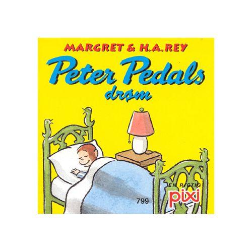 Peter Pedals Drøm - Pixi bøger