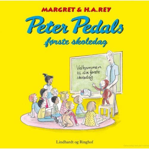 Peter Pedals første skoledag - Børnebog