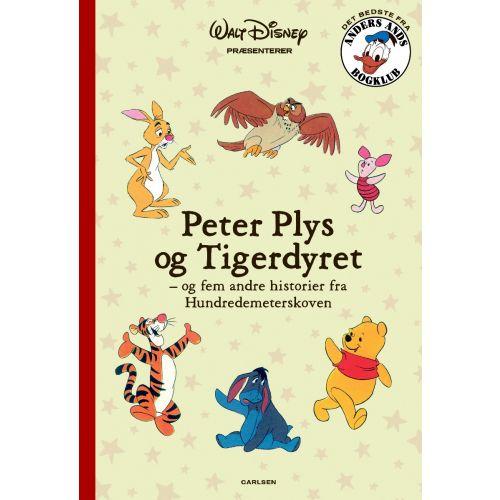 Peter Plys og Tigerdyret – og fem andre historier fra Hundredemeterskoven