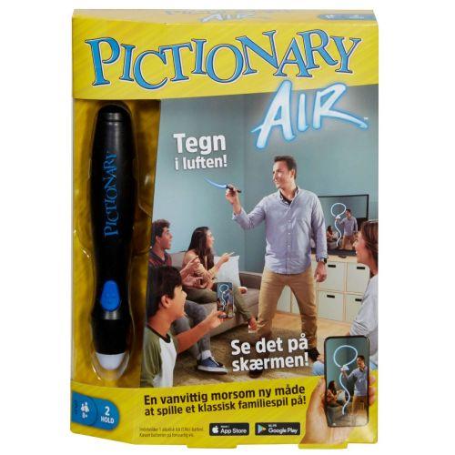 Pictionary Air Danmark - Spil fra Mattel