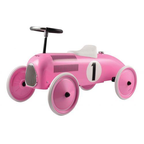 Magni Gåbil i pink - Classic Racer