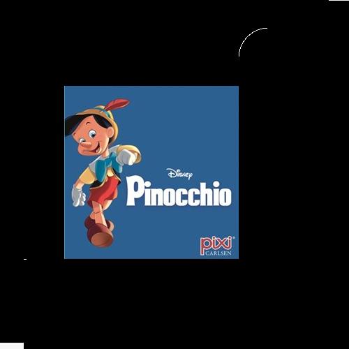 Disney - Pinocchio - Pixi bog