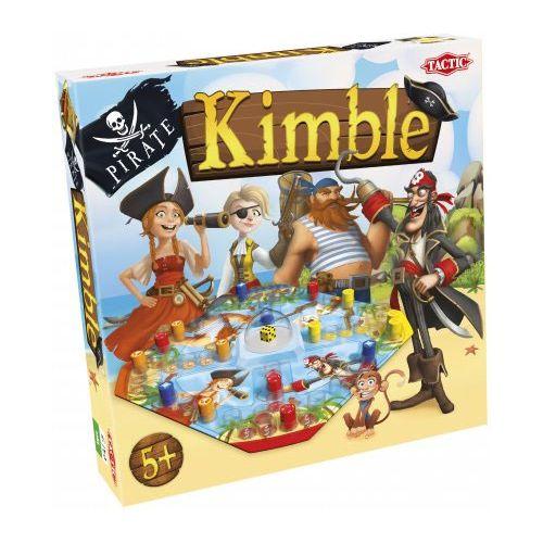 Pirat Ludo - børnespil fra Tactic