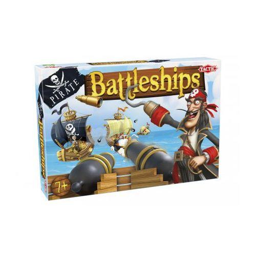 Pirat Sænke Slagskibe - børnespil fra Tactic