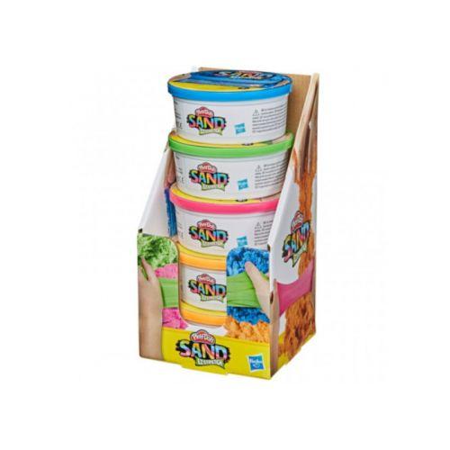 Play-Doh Sand Stretch -  Assorterede farver