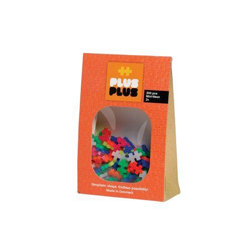 Plus-Plus mini, 300 Neon