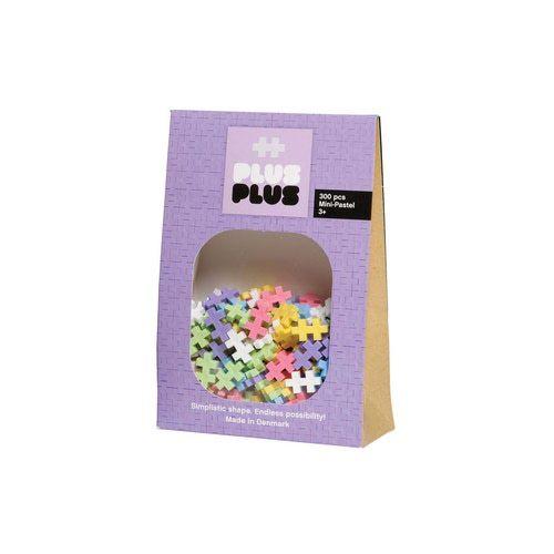 Plus-Plus mini, 300 Pastel
