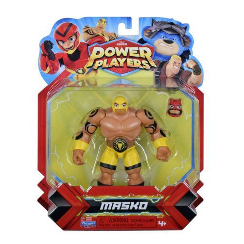 Power Players Basic Figur Masko