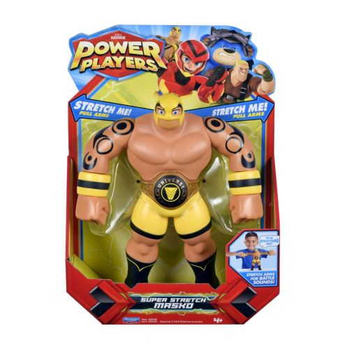 Power Players Deluxe Figur -Super Stretch Masko