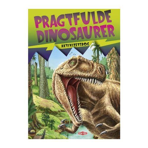 Pragtfulde dinosaurer aktivitetsbog