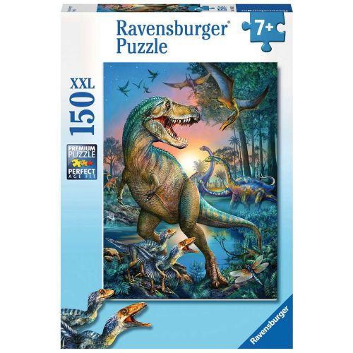 Prehistoric Giant Dinosaur puslespil 150 brikker - Ravensburger