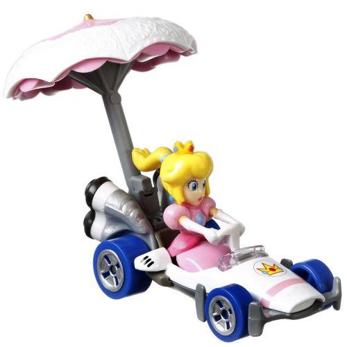 Hot Wheels Mario Kart Glider - Princess Peach