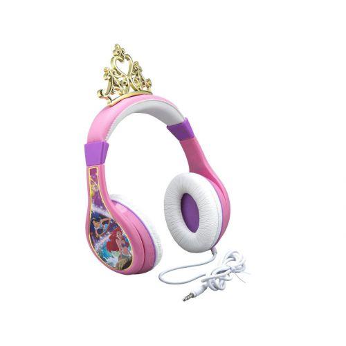 eKids Disney Princess - Høretelefoner med lydreduktion