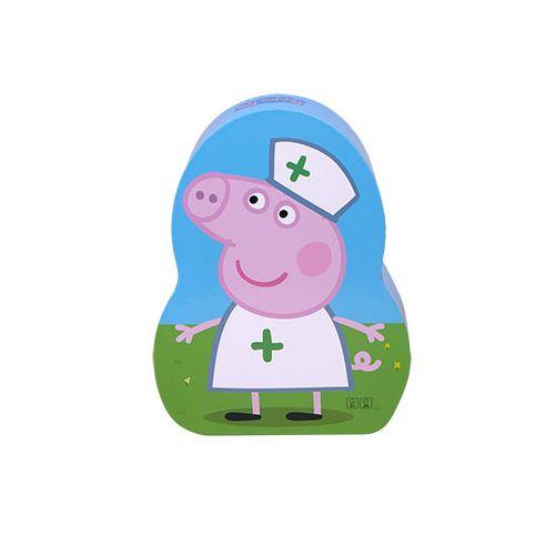 Puslespil - Gurli Gris som sygeplejerske
