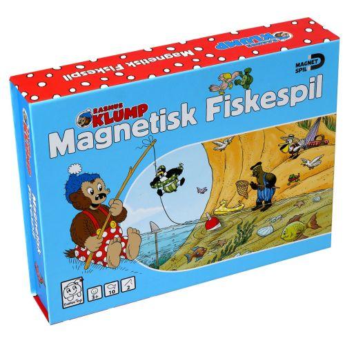 Rasmus Klump Magnet Fiskespil